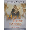 MARIE, REINE DES ANGES,CARTE ORACLE