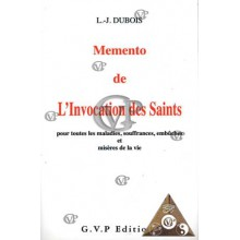 Memento de l'invocation des Saints